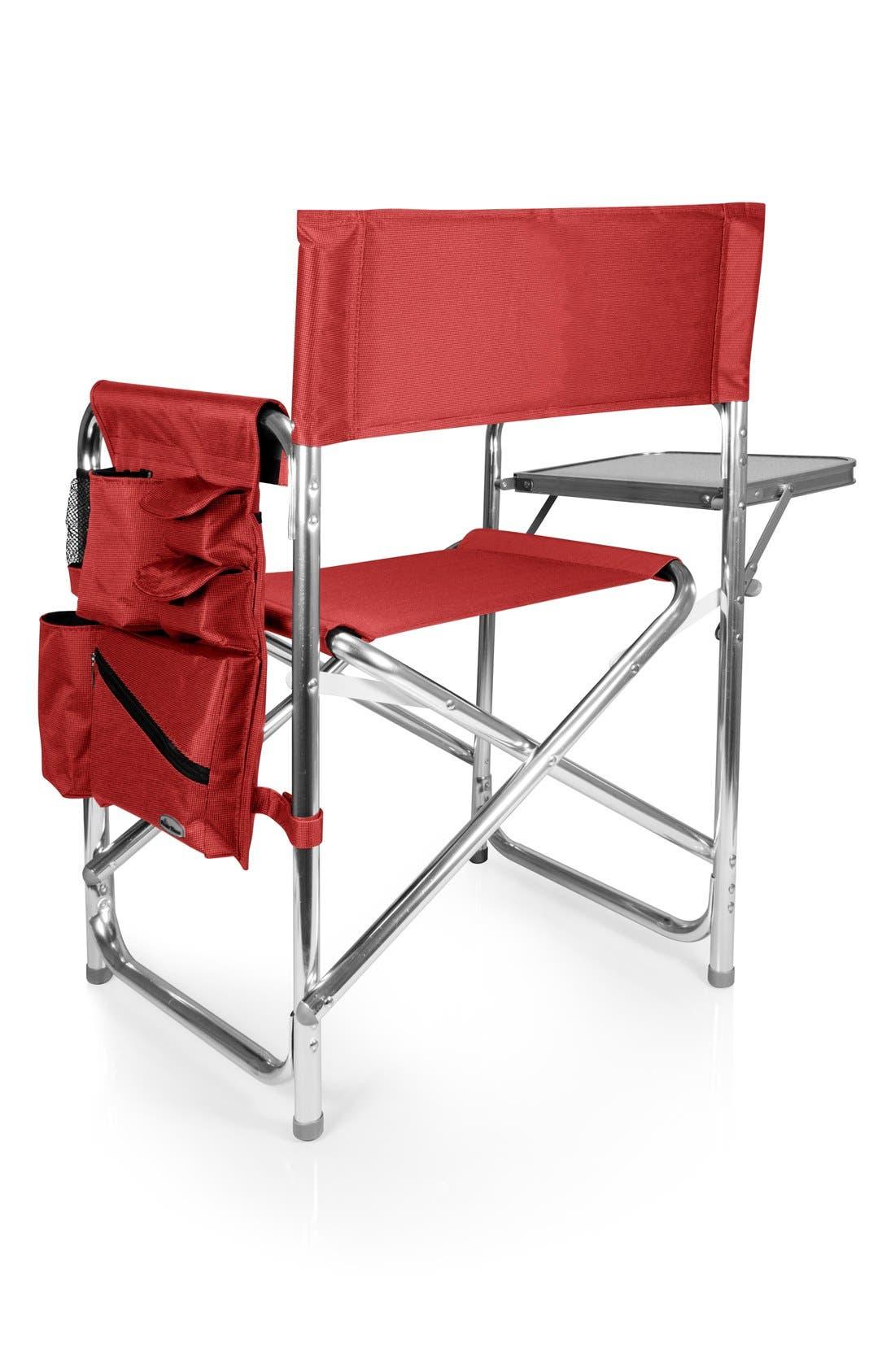 Alternate Image 3  - Picnic Time 'Sports' Folding Chair