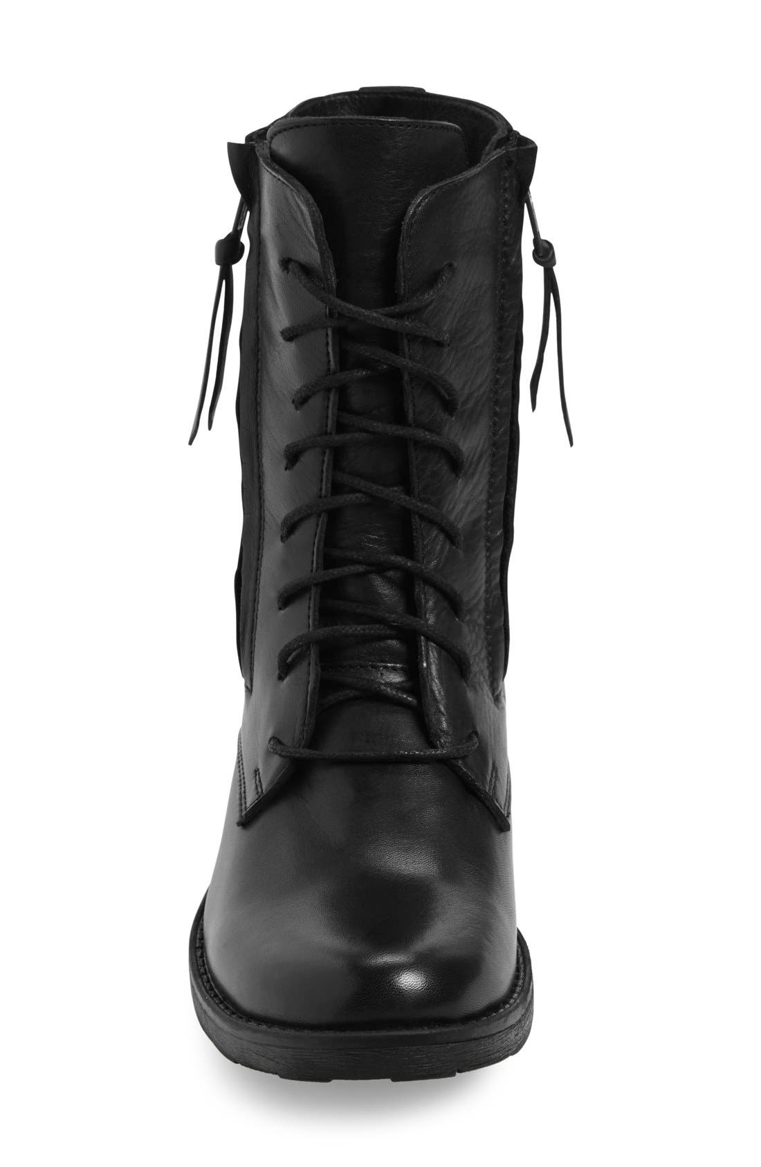 Alternate Image 3  - Miz Mooz 'Tuned' Lace-Up Boot (Women)
