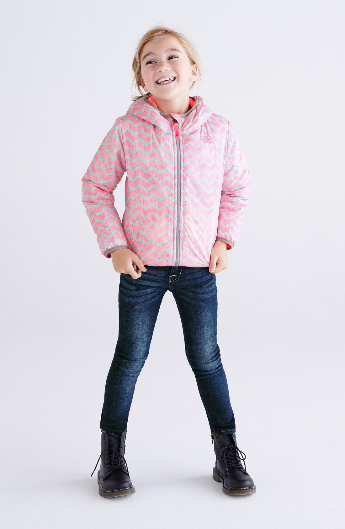 Alternate Image 4  - Hudson Kids 'Collin' Flap Pocket Skinny Jeans (Big Girls)