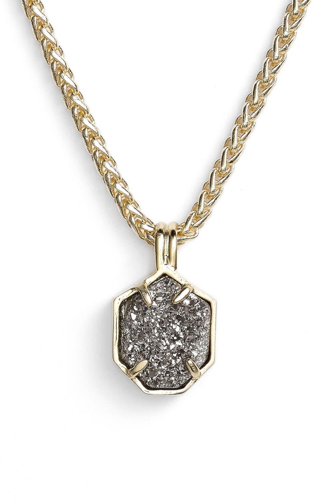 Alternate Image 2  - Kendra Scott 'Oliver' Pendant Necklace