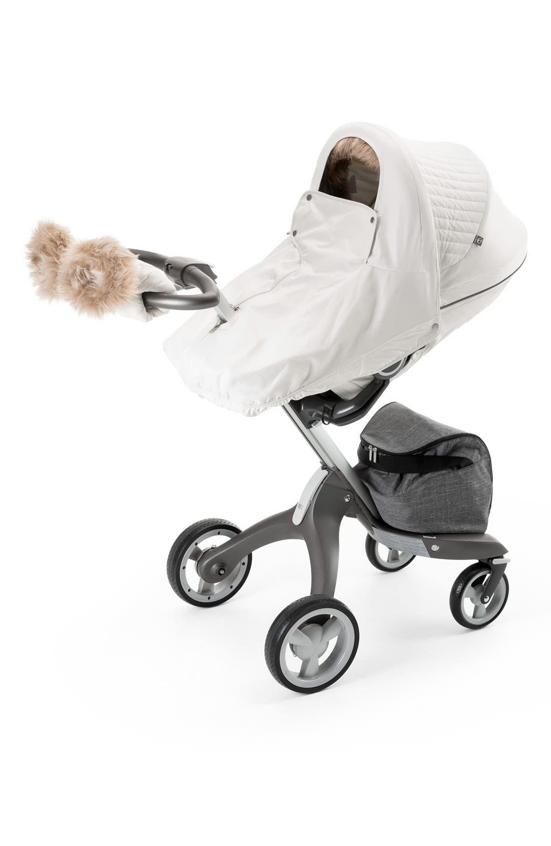 Stroller Winter Kit,                         Main,                         color, White