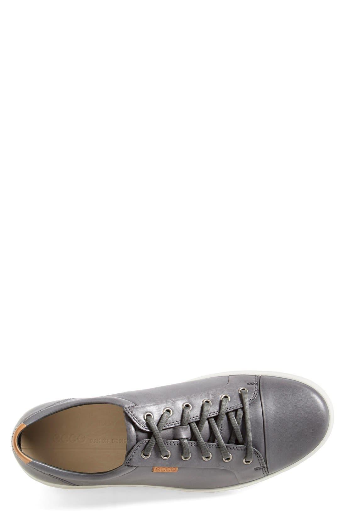 Alternate Image 3  - ECCOSoft VII Lace-Up Sneaker (Men)