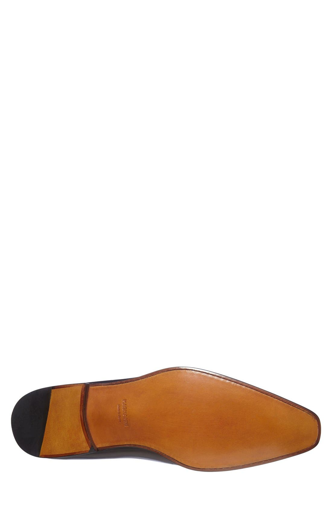 Alternate Image 4  - Magnanni 'Cruz' Plain Toe Oxford (Men)