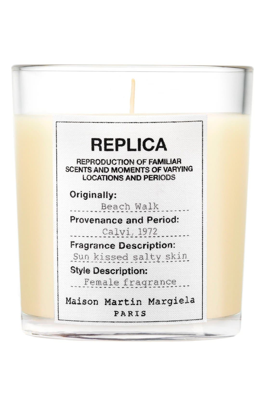 Alternate Image 1 Selected - Maison Martin Replica Beach Walk Candle