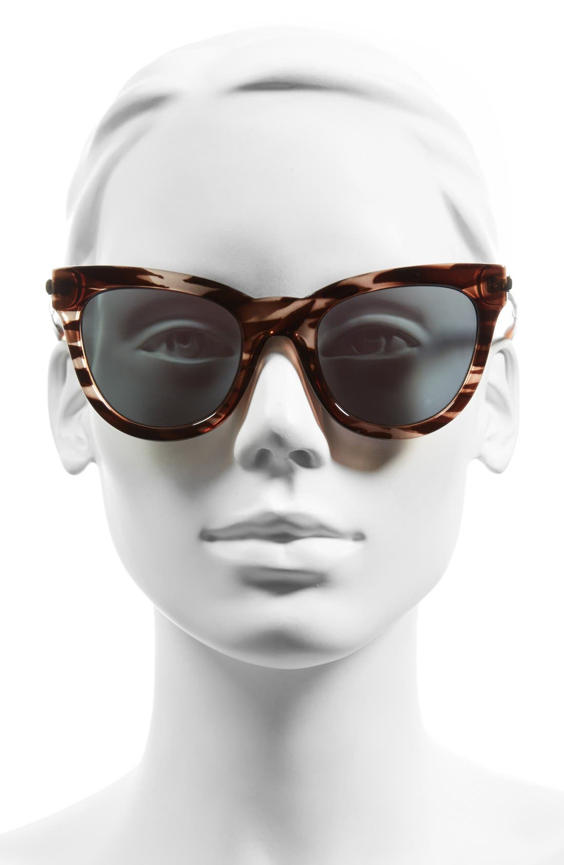Alternate Image 2  - Le Specs 'Le Debutante' 51mm Cat Eye Sunglasses