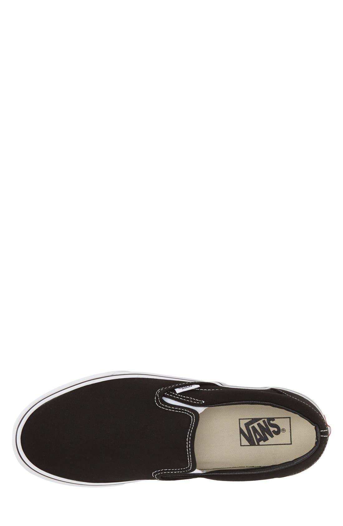 Alternate Image 3  - Vans Classic Slip-On (Men)