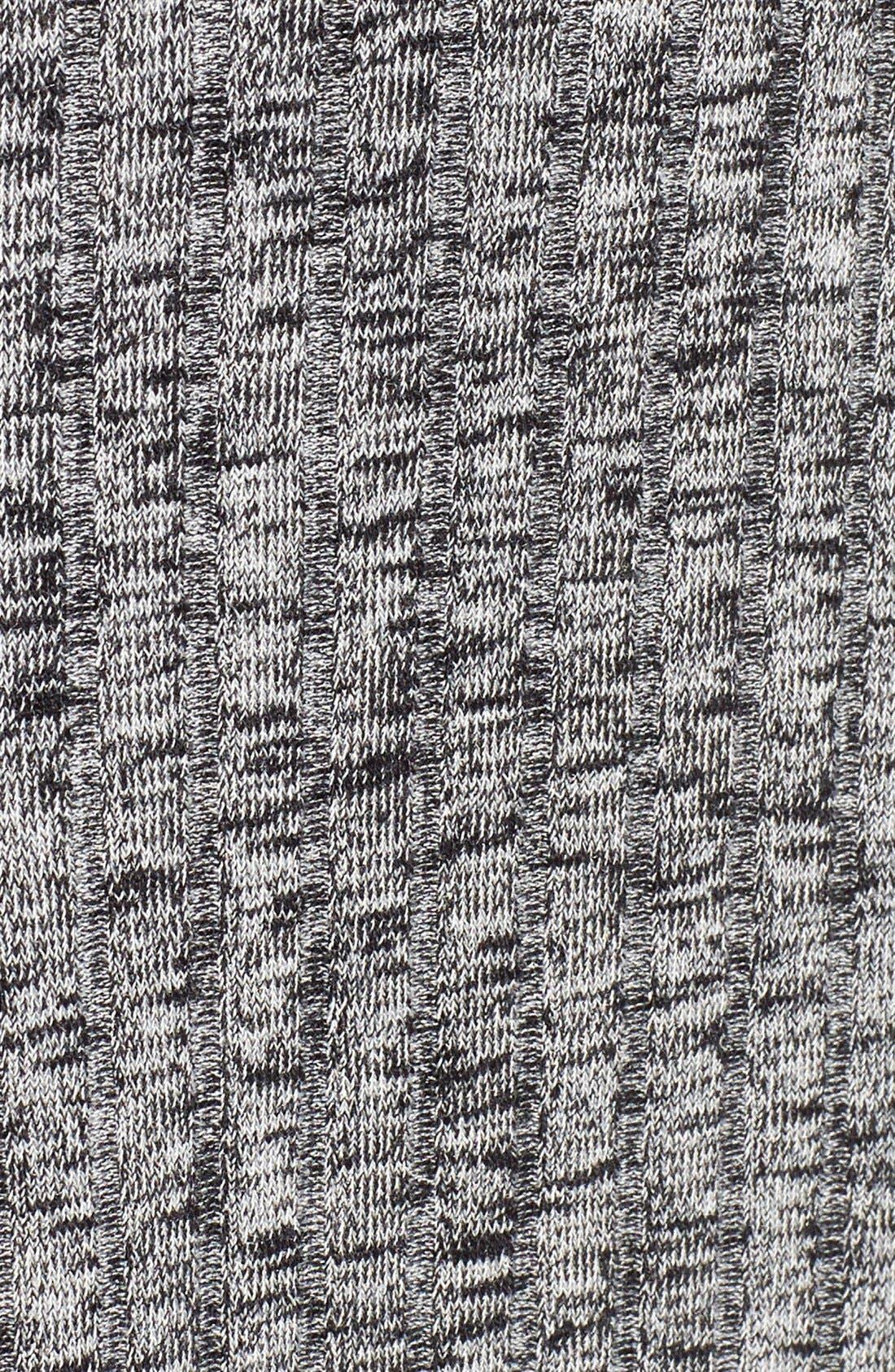 Alternate Image 6  - Everly Ribbed Long Sleeve Sweater Dress