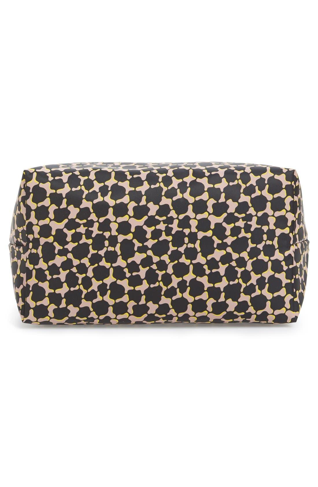 Alternate Image 6  - Longchamp 'Le Pliage - Neo Fantaisie Medium' Geo Print Nylon Tote