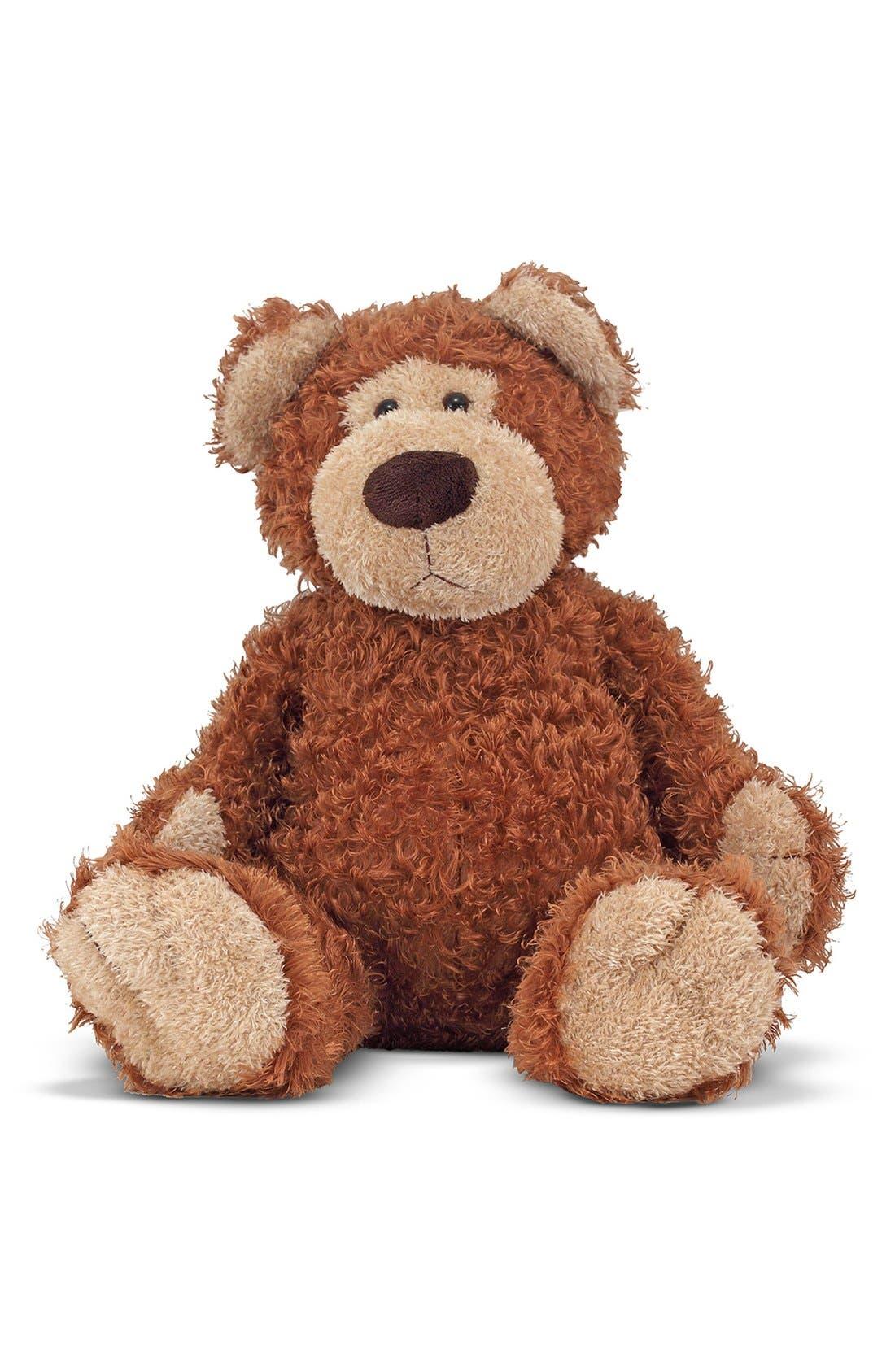 'Big Roscoe' Stuffed Bear,                         Main,                         color, Brown
