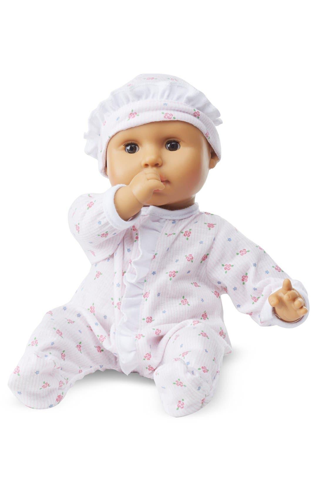 'Mine to Love - Mariana' Baby Doll,                             Main thumbnail 1, color,                             Pink