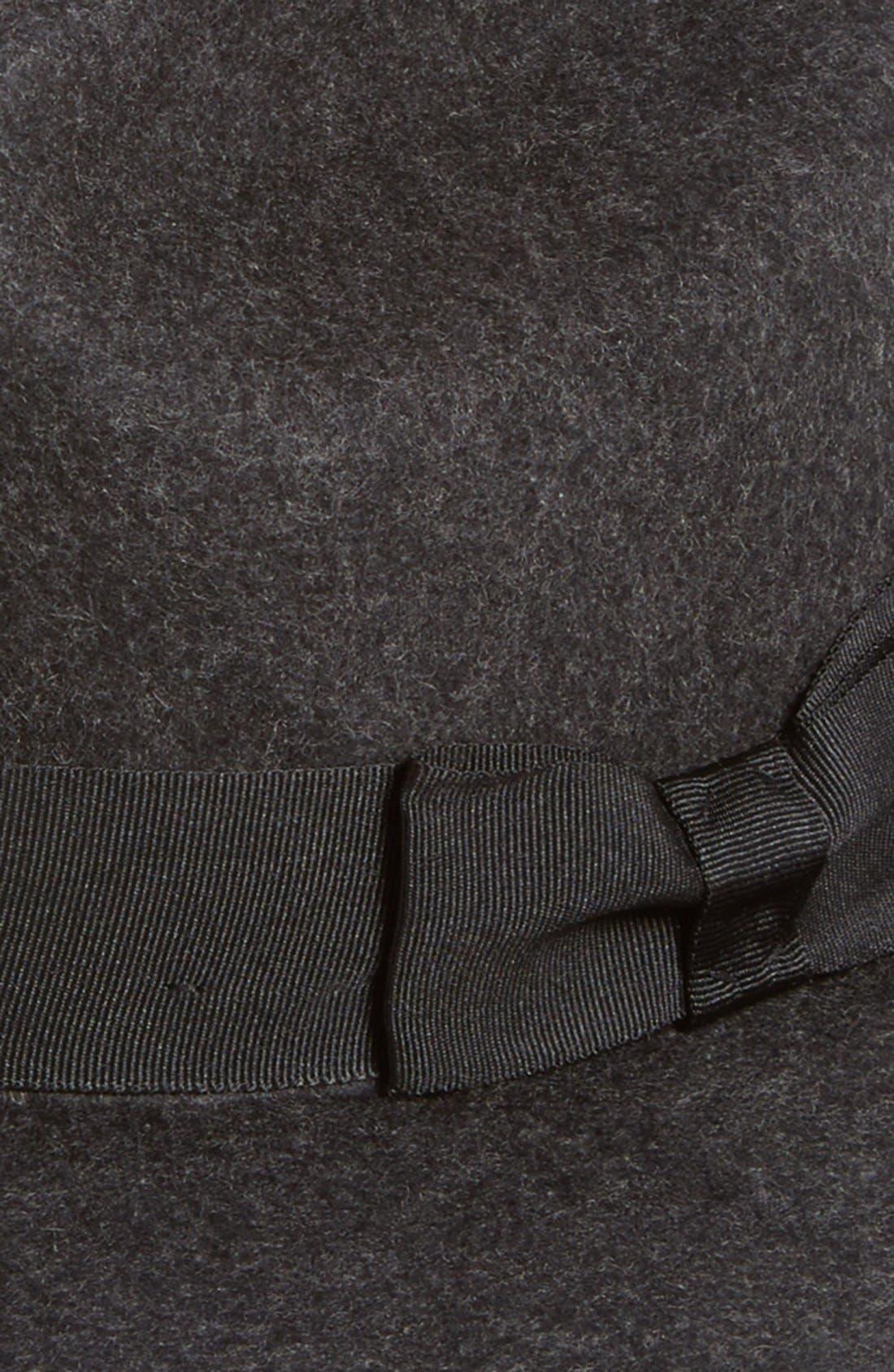 Alternate Image 2  - Brixton'Tara' Wool Felt Fedora