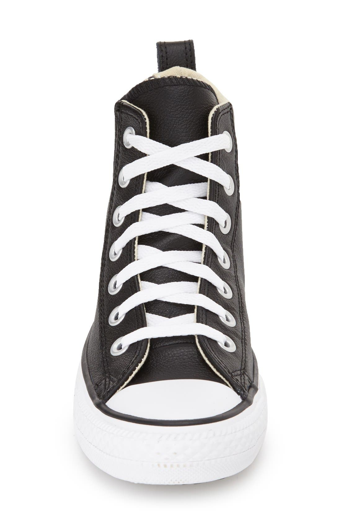 Alternate Image 3  - Converse Chuck Taylor® All Star® 'Chelsee' High Top Sneaker (Women)