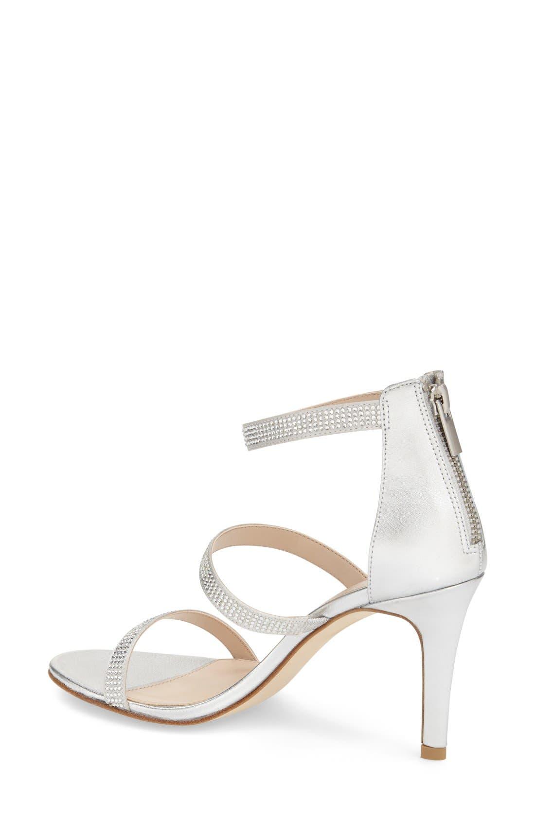 Alternate Image 2  - Pelle Moda 'Dalia' Three Strap Sandal (Women)