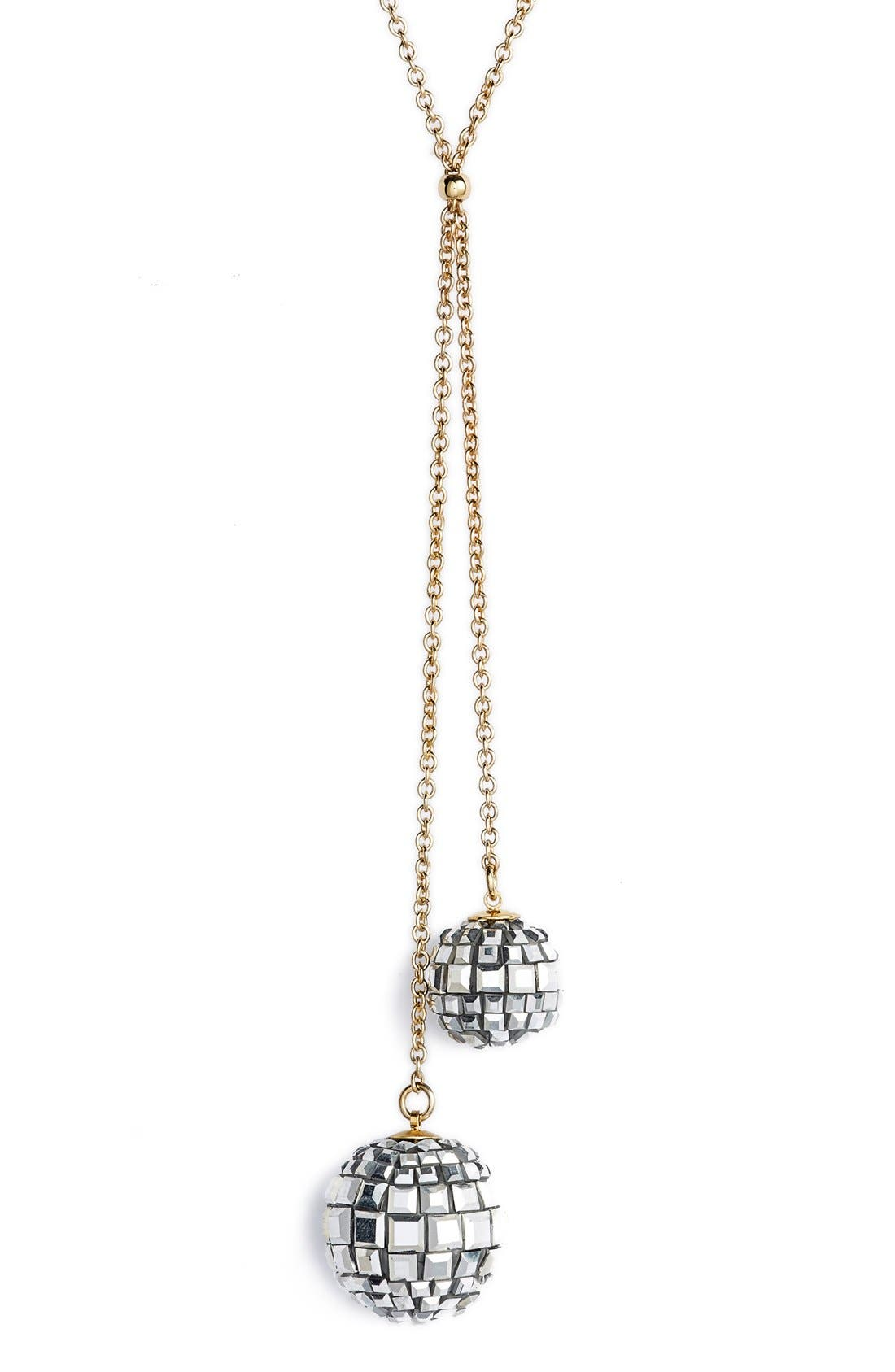 Alternate Image 2  - kate spade new york 'disco fever' long y-necklace