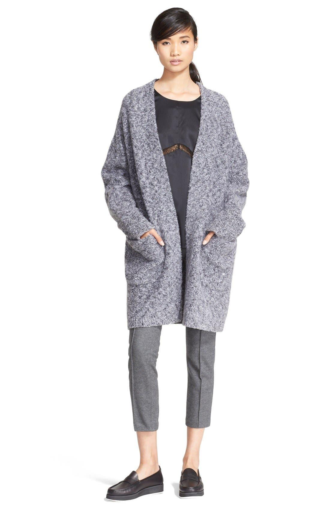 Alternate Image 3  - rag & bone 'Diana' Wool Blend Sweater Coat