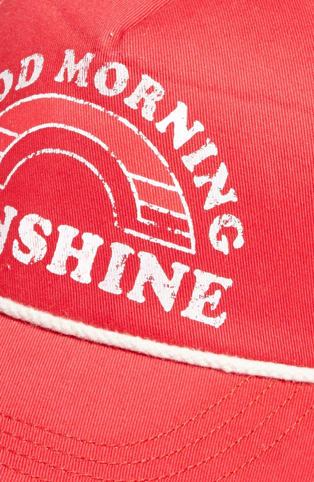 Alternate Image 2  - Billabong 'Good Morning Sunshine' Trucker Hat