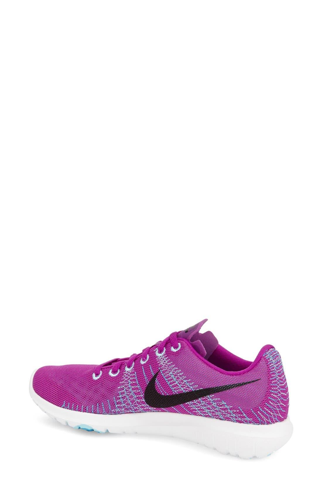 Alternate Image 2  - Nike 'Flex Fury' Running Shoe (Women)
