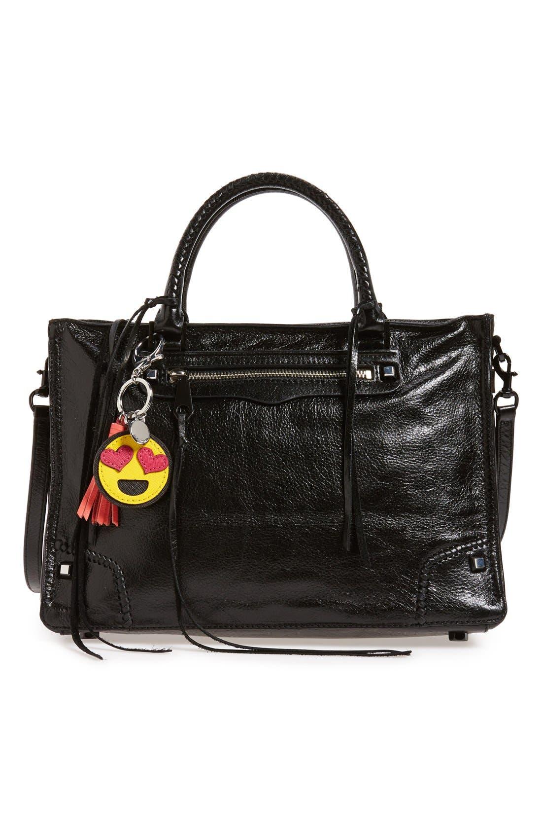 'Hubba Hubba' Bag Charm,                             Alternate thumbnail 2, color,                             Sunshine Multi