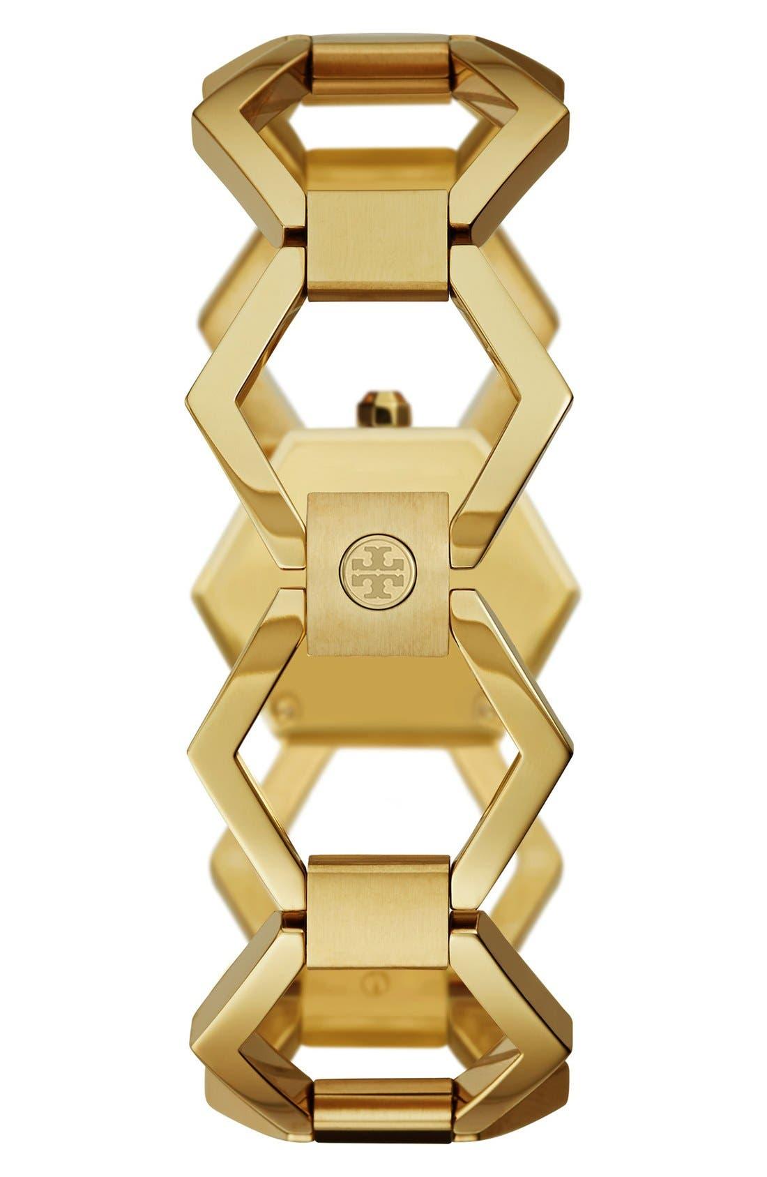 Alternate Image 2  - Tory Burch 'Amelia' Bracelet Watch, 29mm x 25mm