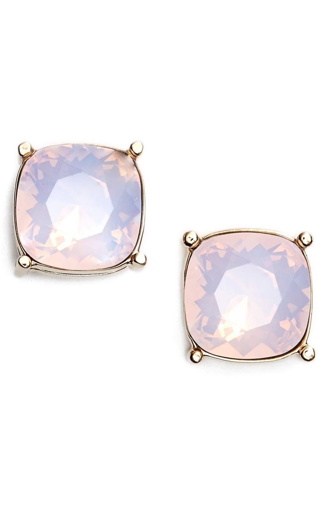 Alternate Image 1 Selected - St. John Collection Swarovski Crystal Earrings