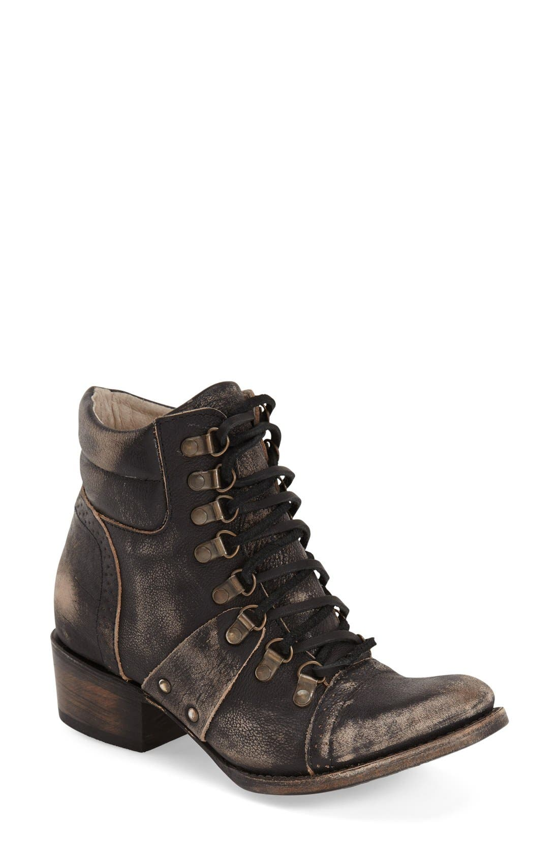 Main Image - Freebird by Steven 'Gage' Lace-Up Bootie (Women)