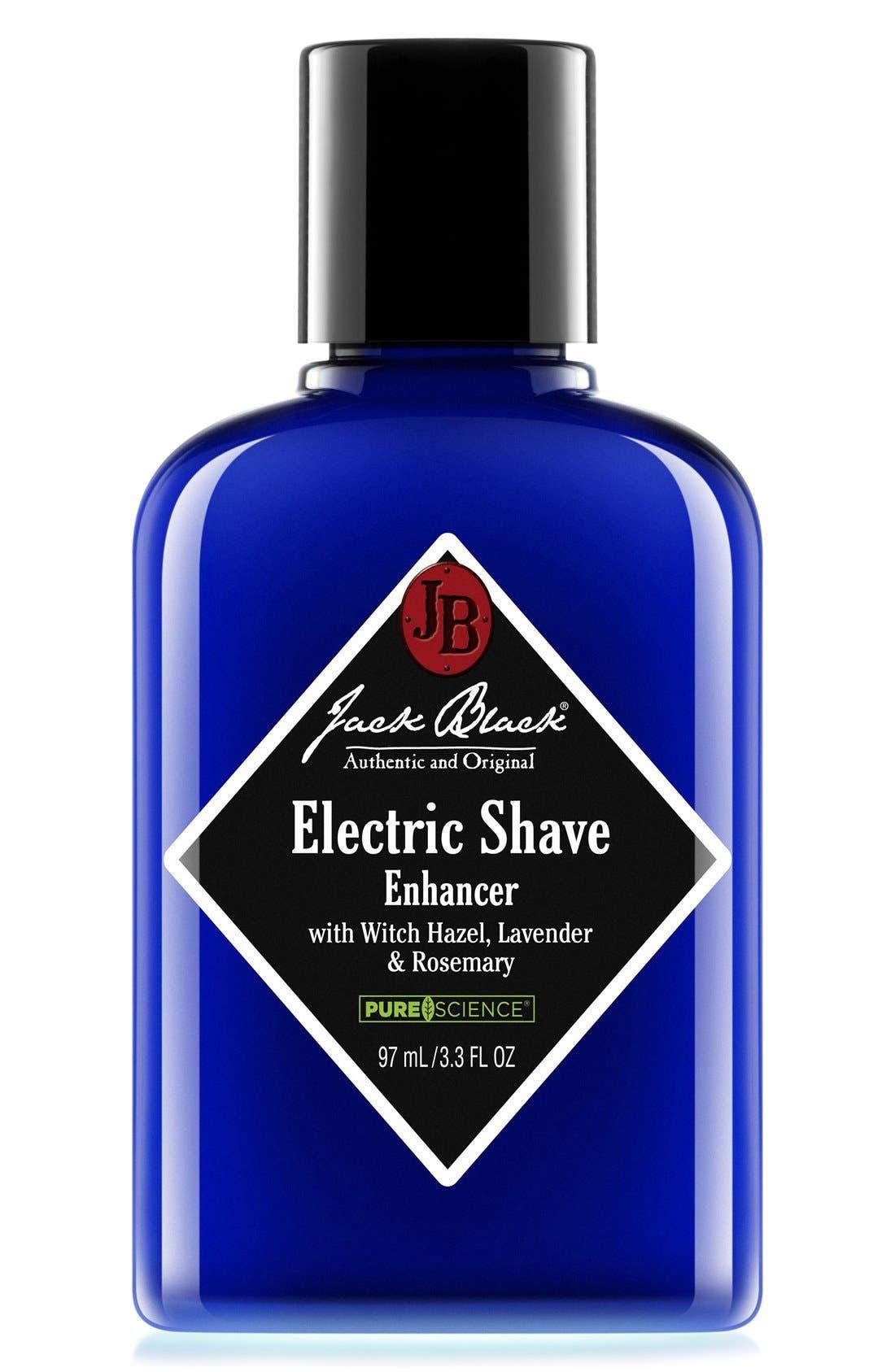 Jack Black Electric Shave Enhancer with Witch Hazel, Lavender & Rosemary