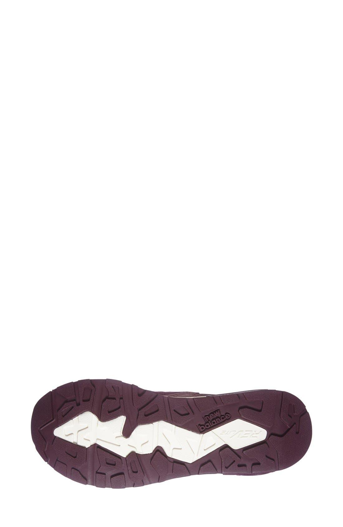 Alternate Image 4  - New Balance '580' Sneaker (Women)