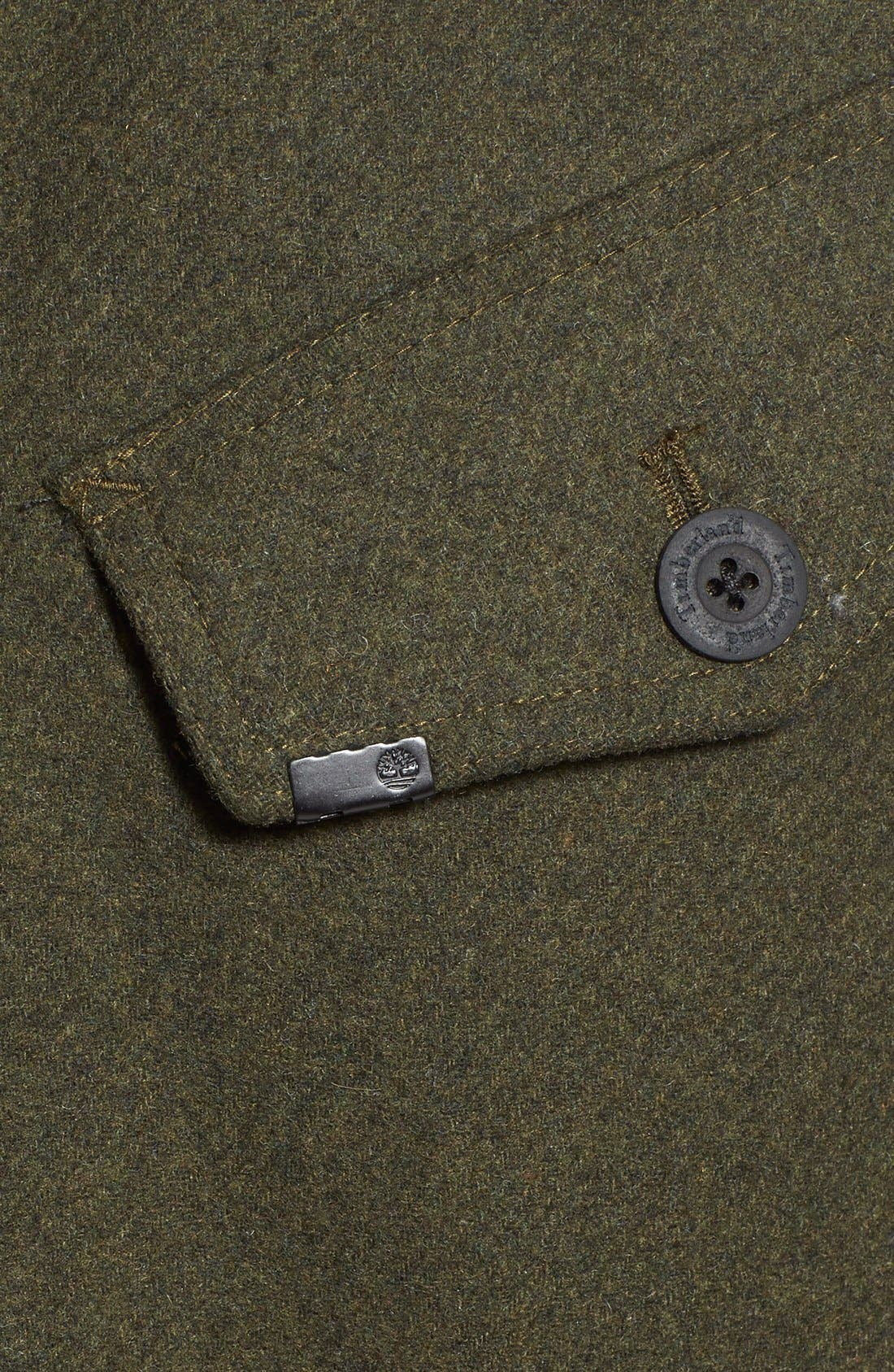 Alternate Image 5  - Timberland 'Traveler' Field Jacket