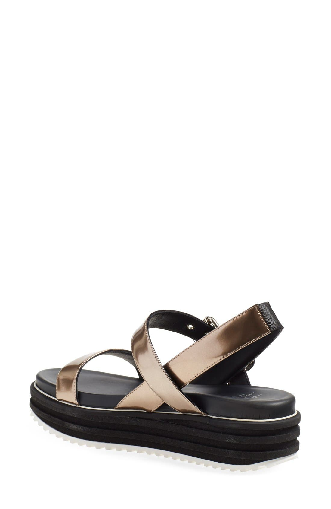Alternate Image 2  - Aquatalia 'Wanette' Sandal (Women)