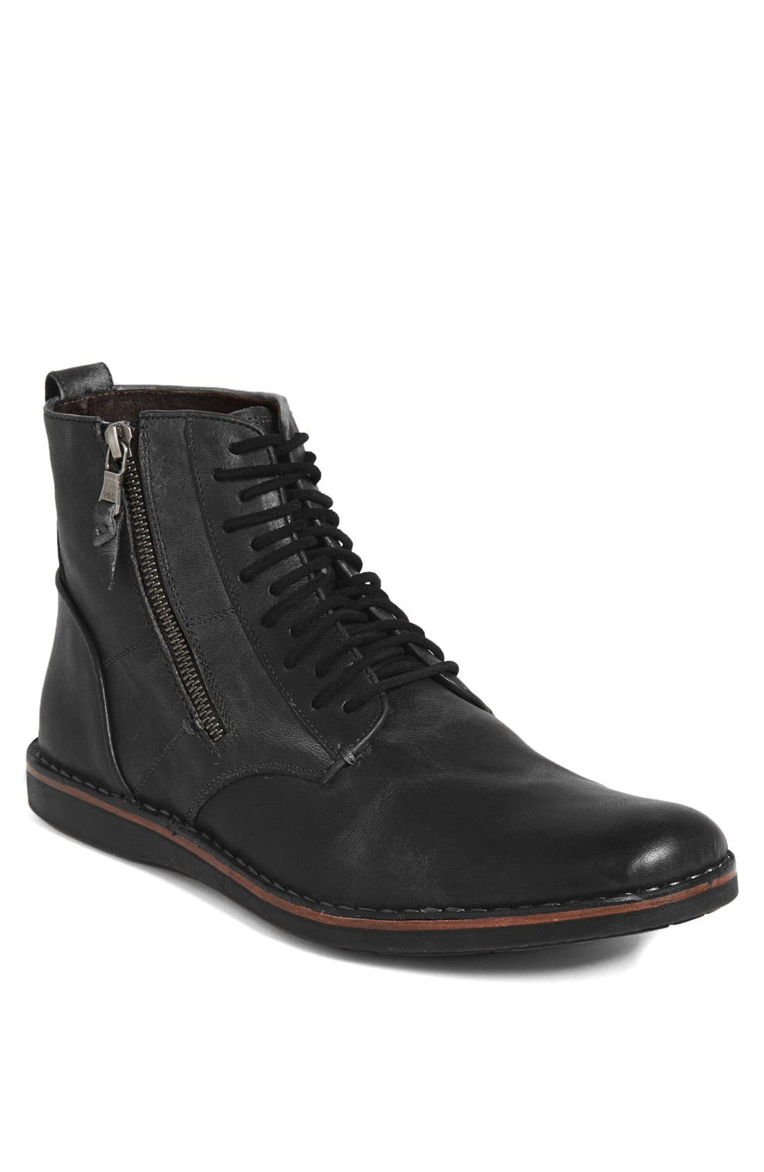 Alternate Image 1 Selected - John Varvatos Star USA 'Barrett' Plain Toe Boot (Men) (Online Only)