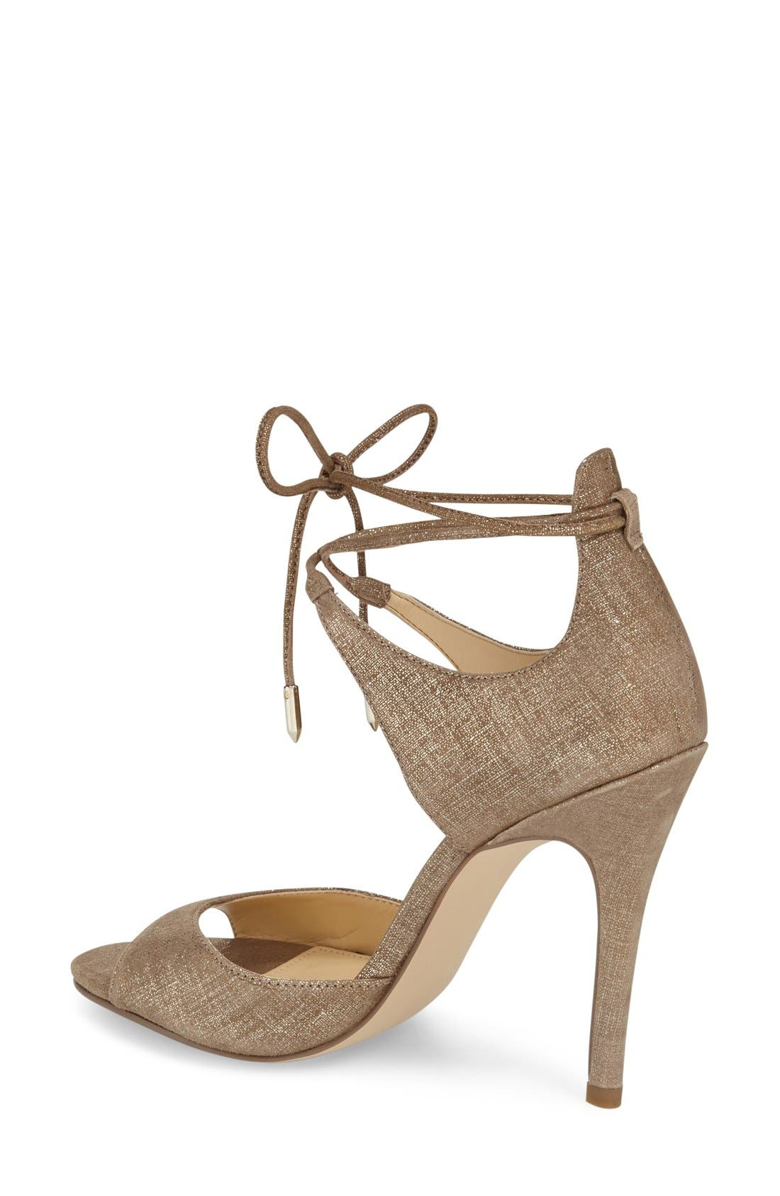 Alternate Image 2  - Ivanka Trump 'Holidae' d'Orsay Sandal (Women)