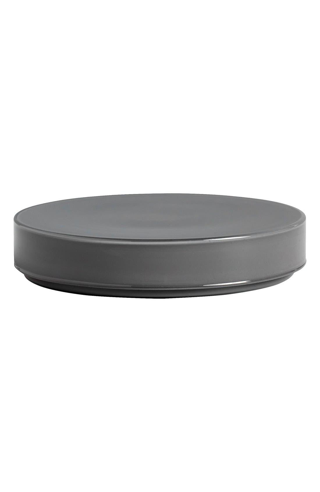 'Bits and Bobs - Large' Trinket Tray & Lid,                             Main thumbnail 1, color,                             Grey