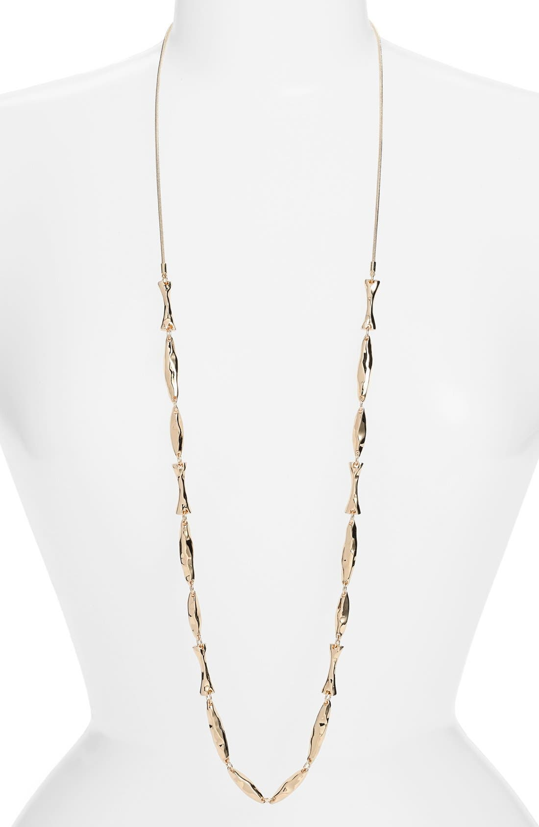 Main Image - Nordstrom Long Link Necklace