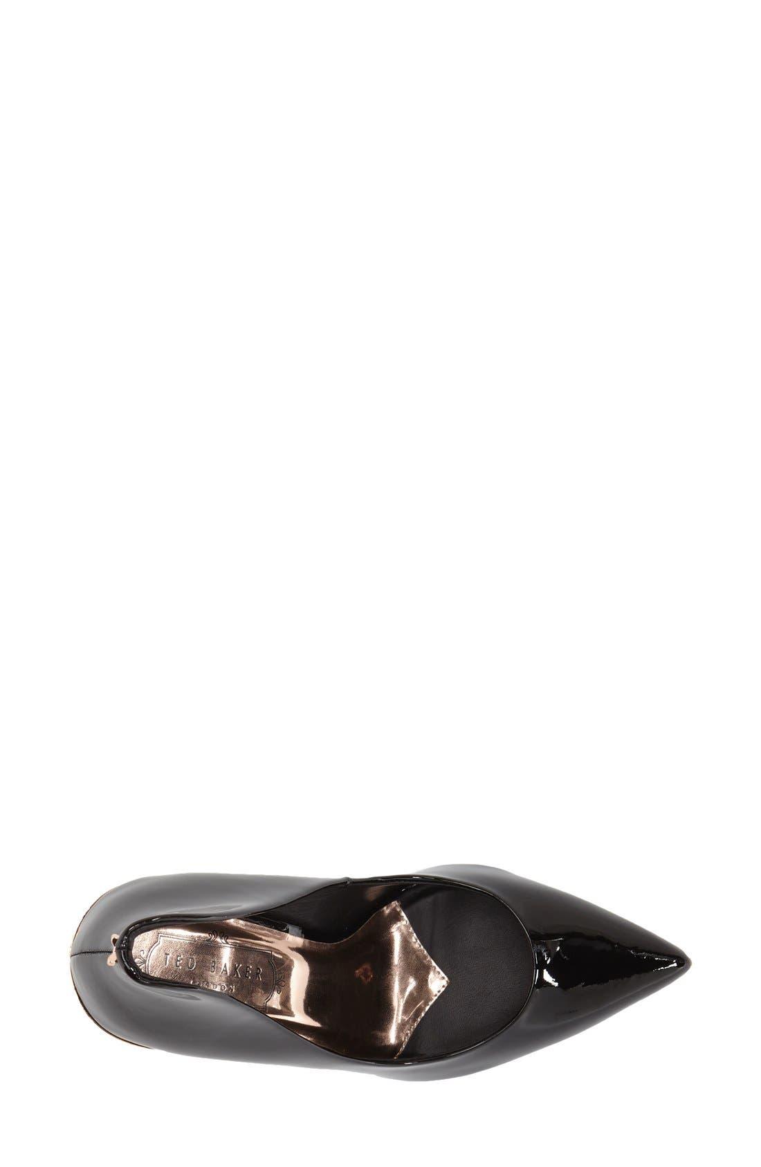 Alternate Image 3  - Ted Baker London 'Savenniers' Pointy Toe Pump (Women)