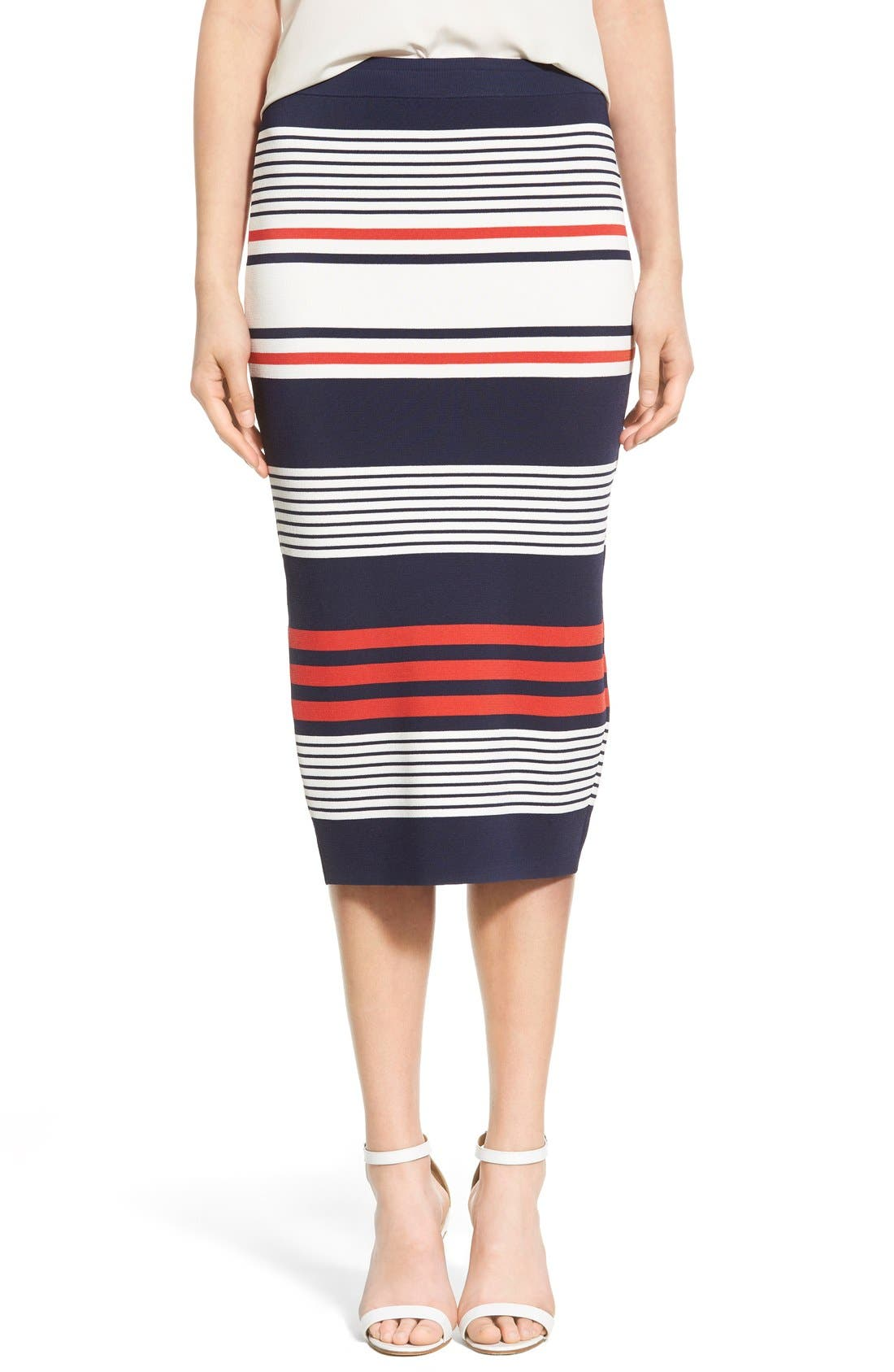 trouv 233 sweater knit pencil skirt nordstrom
