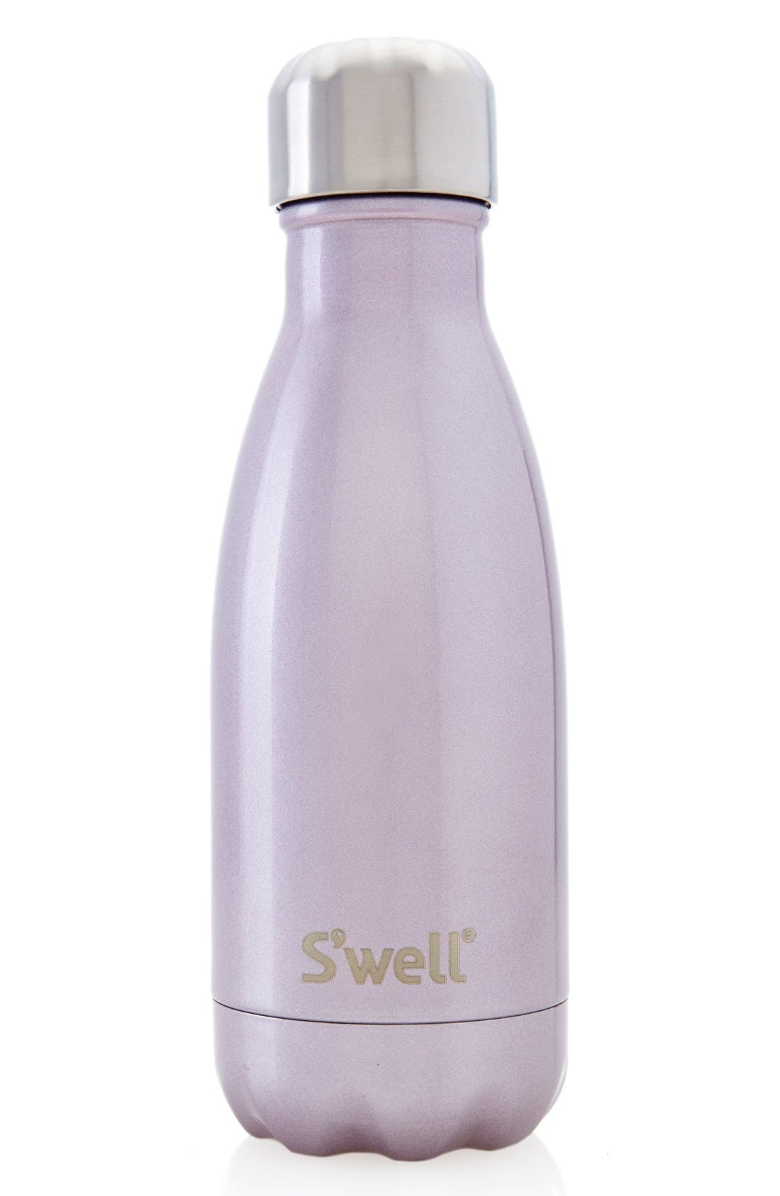 Alternate Image 5  - S'well 'Pink Champagne' Stainless Steel Water Bottle