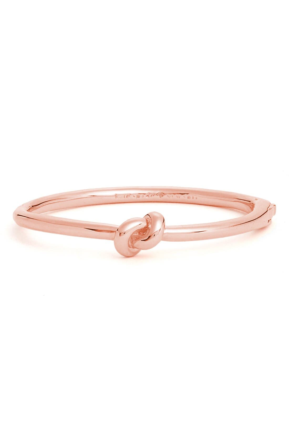 Main Image - kate spade new york 'sailors knot' bangle