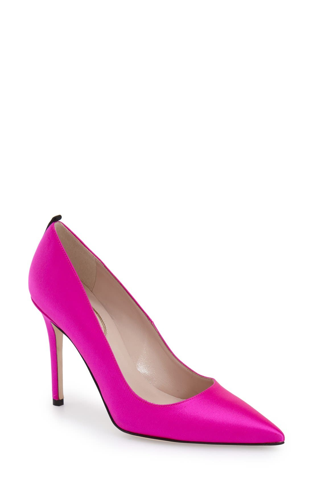 Alternate Image 1 Selected - SJP by Sarah Jessica Parker 'Fawn' Pointy Toe Pump (Women)