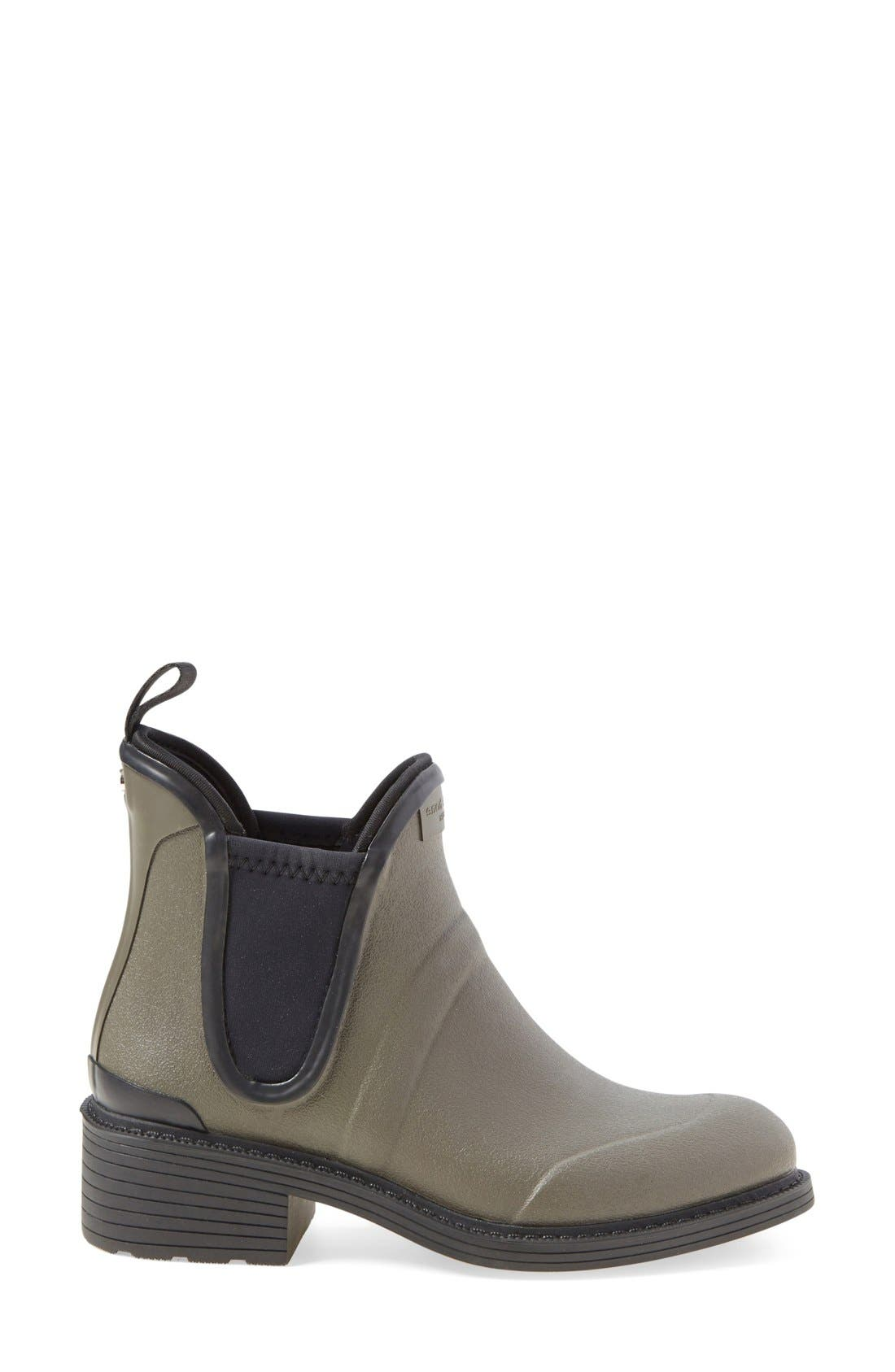 Alternate Image 4  - rag & bone 'Dartford' Rubber Boot (Women)