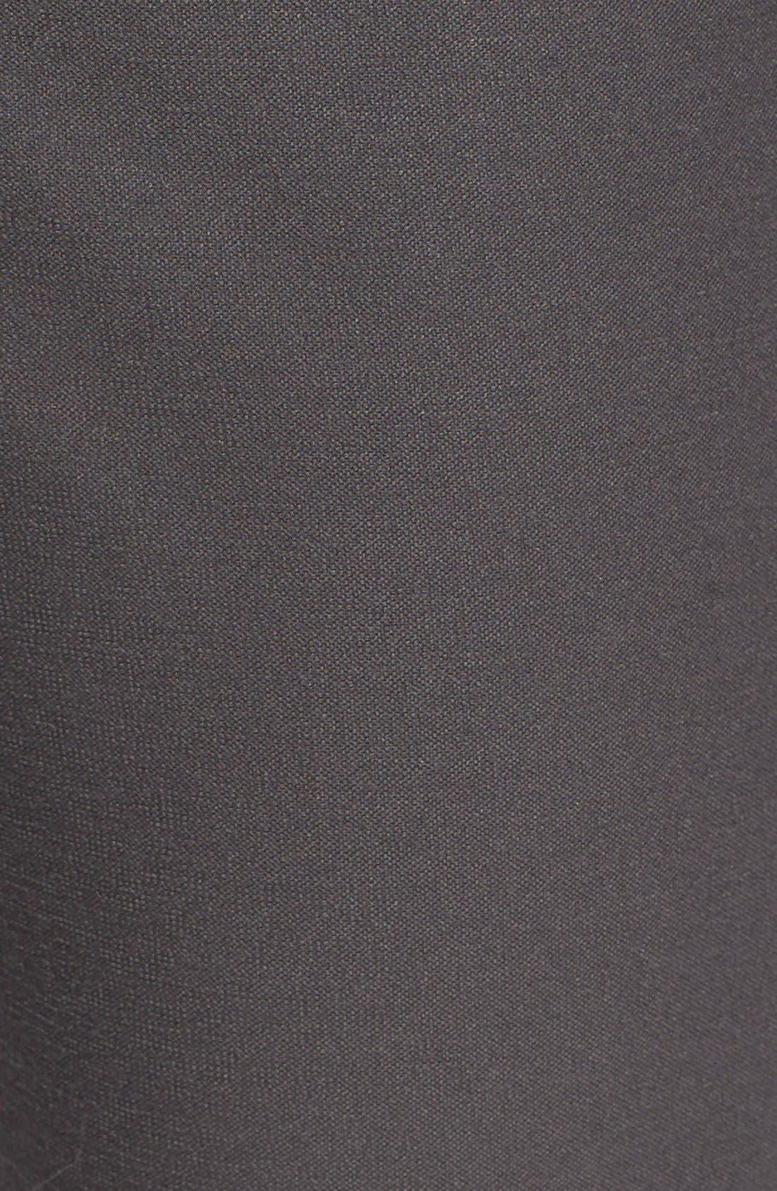 Alternate Image 5  - Eileen Fisher Stretch Crepe Slim Ankle Pants (Regular & Petite)