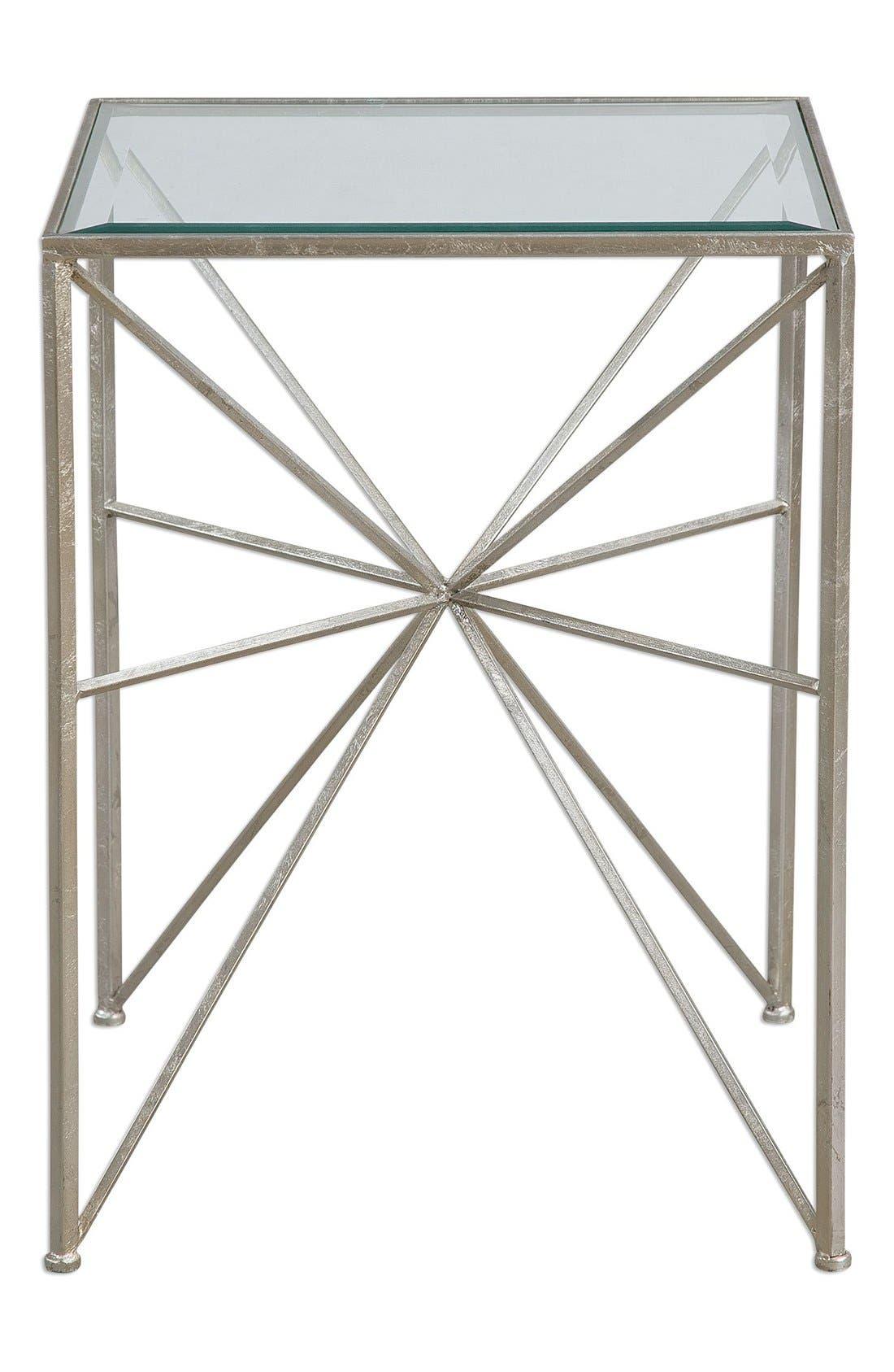Alternate Image 1 Selected - Uttermost 'Silvana' Side Table