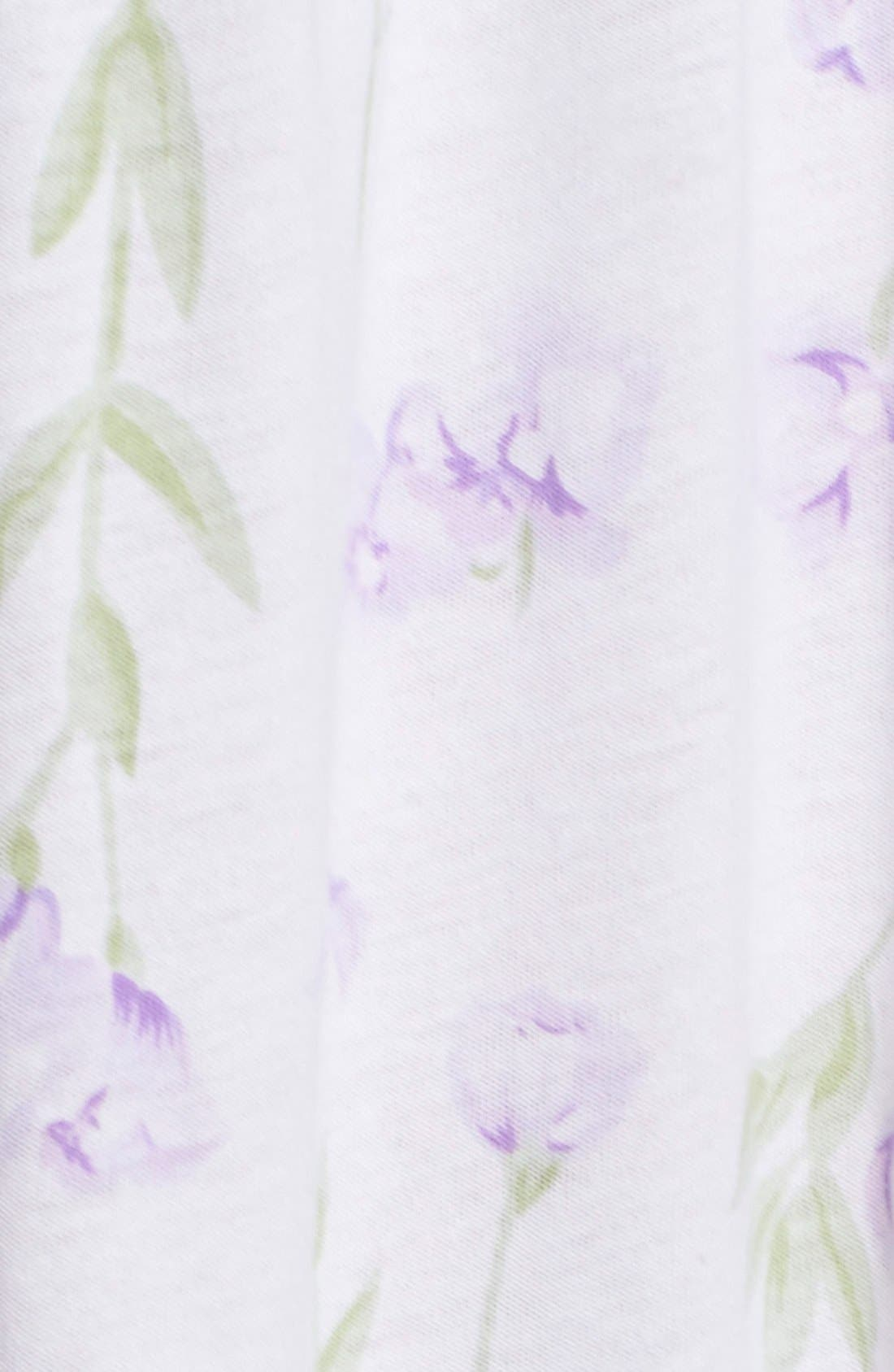 Alternate Image 5  - Eileen West Short Nightgown