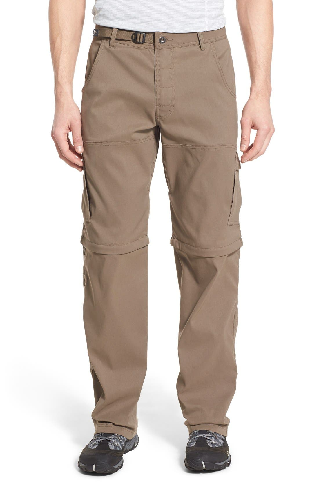 prAna Zion Stretch Convertible Cargo Hiking Pants