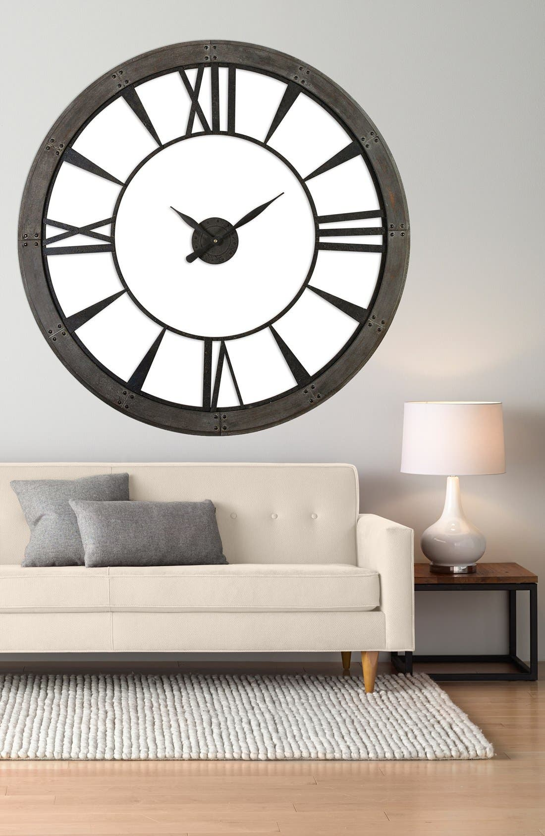 Alternate Image 3  - Uttermost 'Ronan' Wall Clock