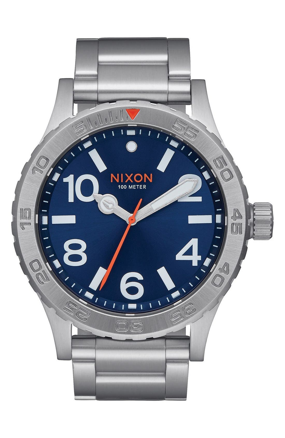 Alternate Image 1 Selected - Nixon Bracelet Watch, 46mm