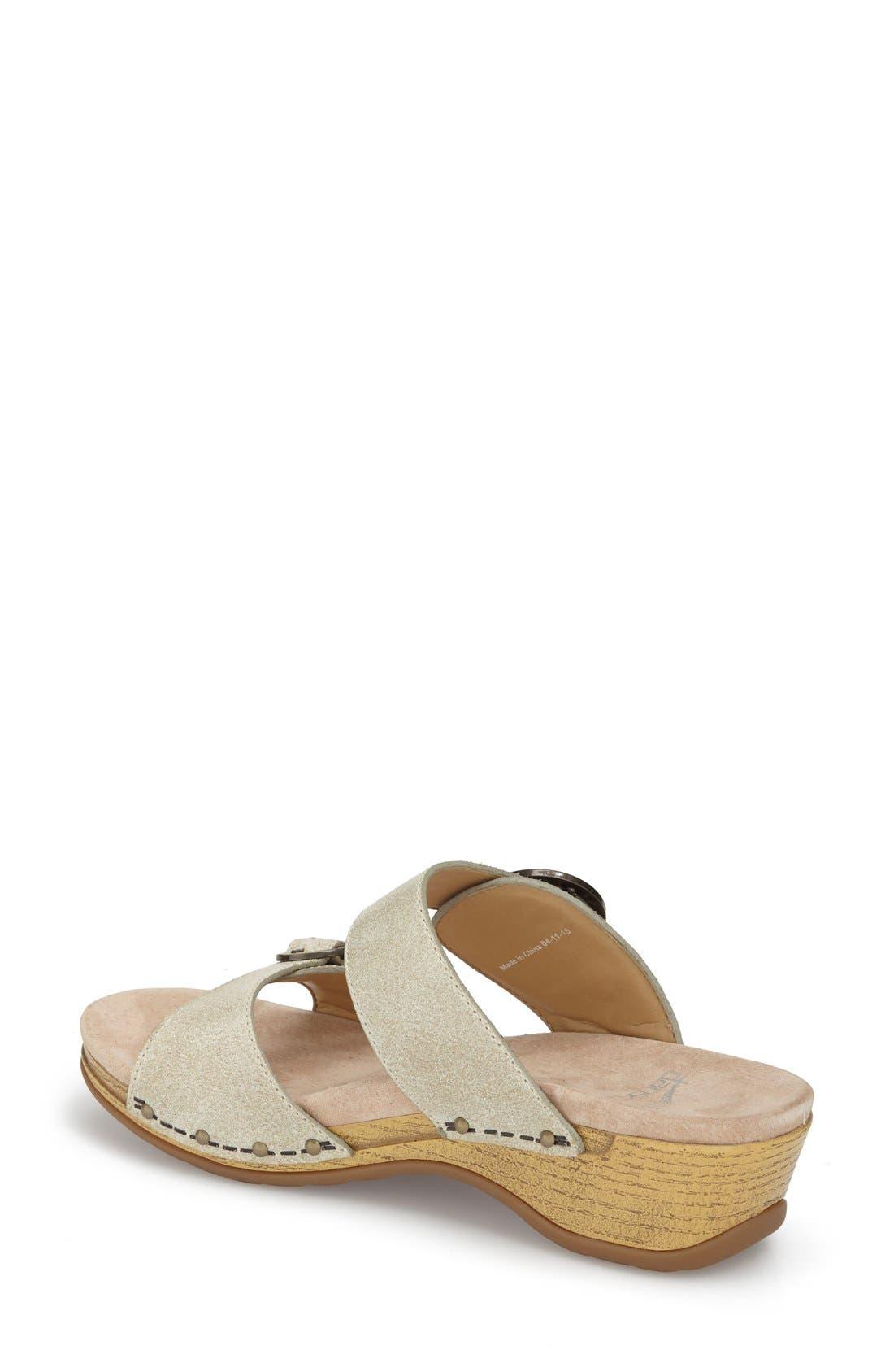 Alternate Image 2  - Dansko 'Manda' Slide Sandal (Women)