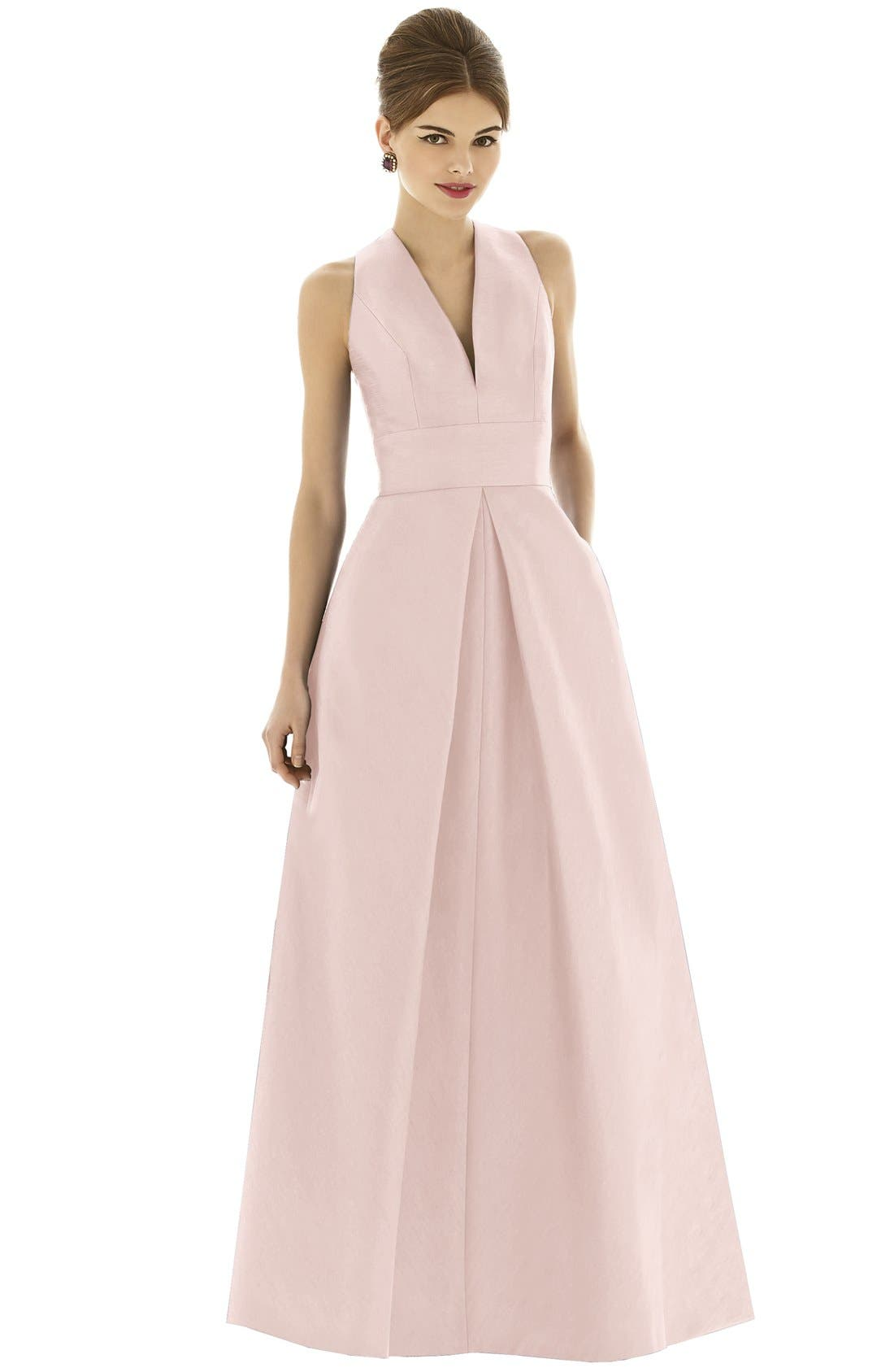 Alfred sung bridesmaid wedding party dresses nordstrom ombrellifo Choice Image