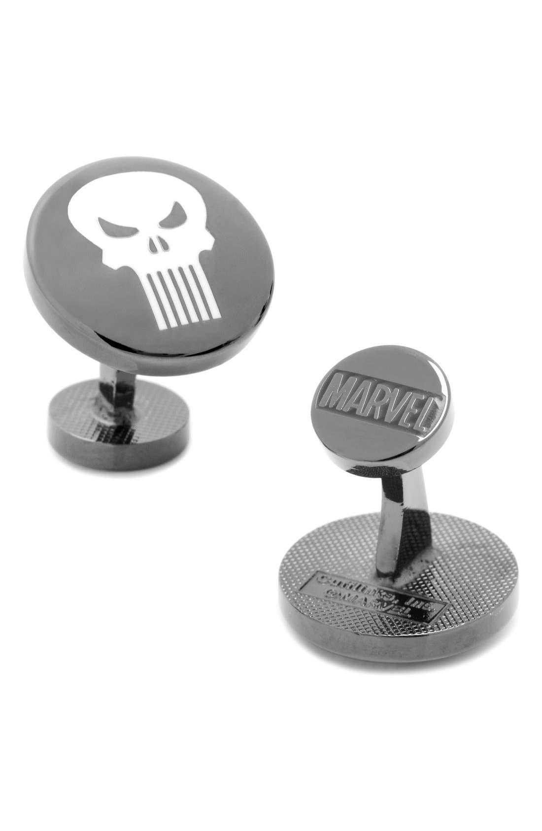 Cufflinks, Inc. 'The Punisher' Cuff Links