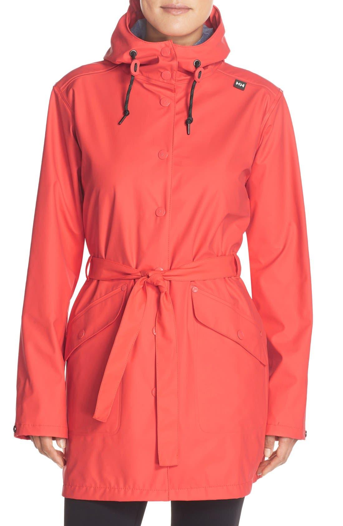 Alternate Image 1 Selected - Helly Hansen 'Kirkwall' Raincoat