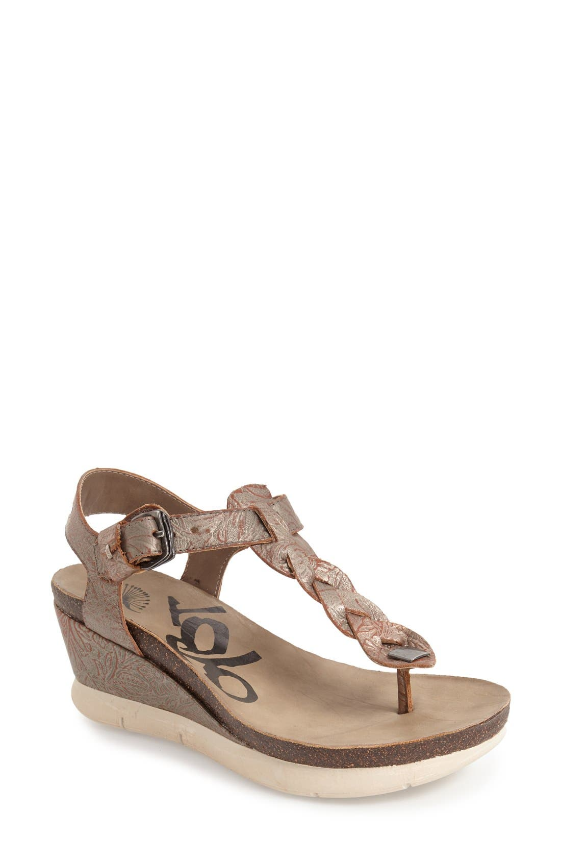 OTBT 'Graceville' Platform Wedge Sandal (Women)